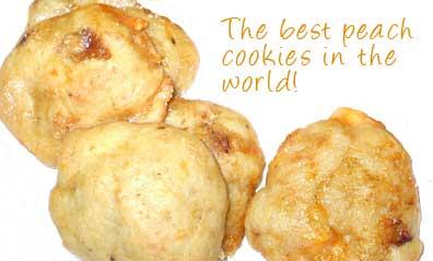 Peach_cookies