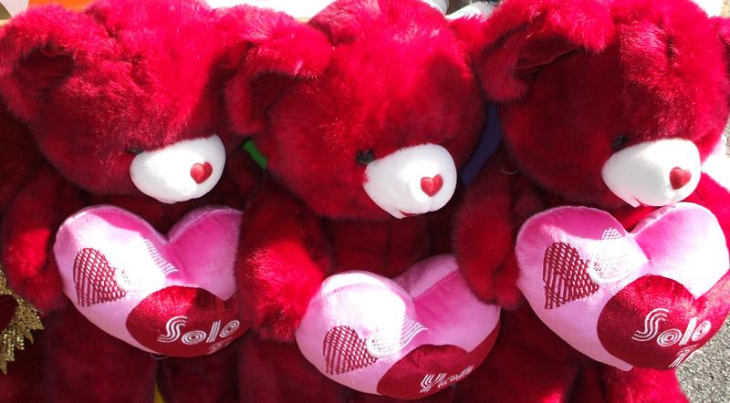 Valentinebear